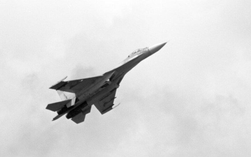 Российский истребитель пролетел в 30 метрах от самолета США