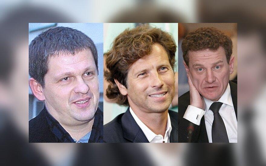 Новый список самых богатых людей Литвы
