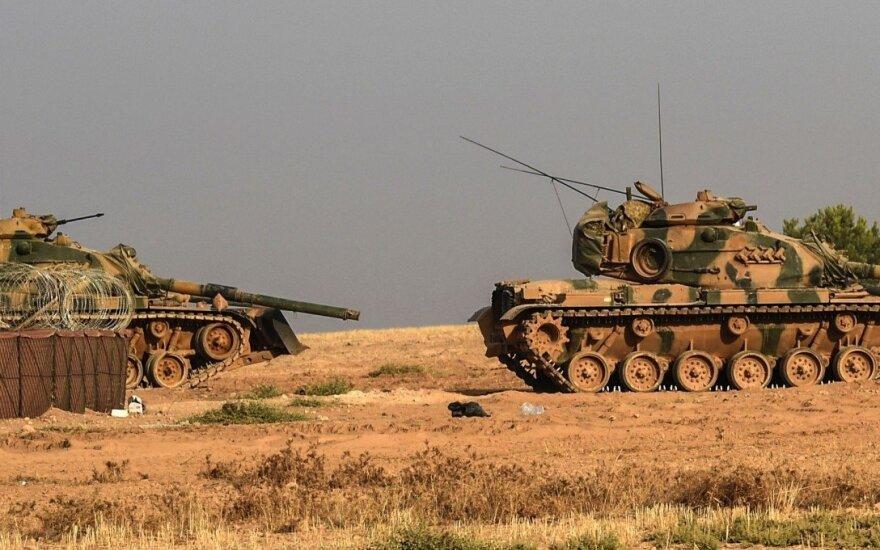 """Турция: одна из задач в Сирии - помешать созданию """"курдского коридора"""""""