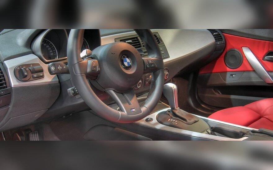 В Женеву привезут сверхэкономичный BMW Z4