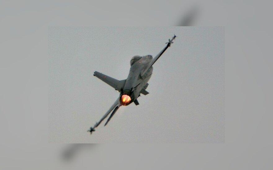 Россия и Беларусь отслеживали учения ВВС НАТО в странах Балтии