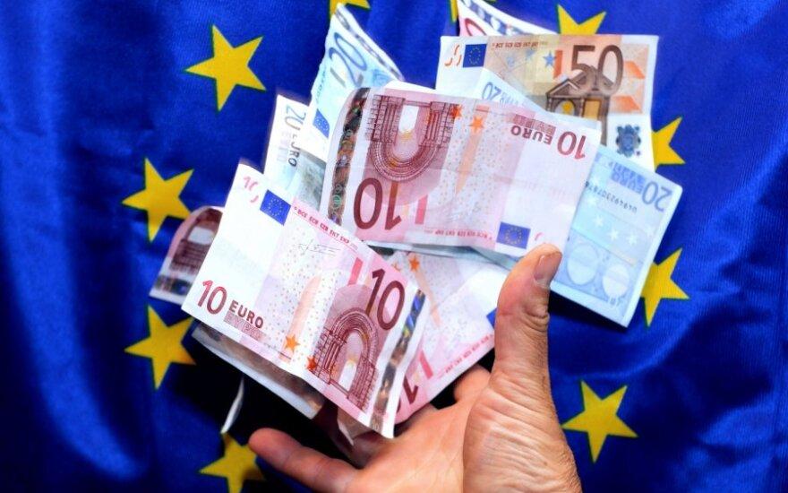 Swedbank: перспектива евро в Литве - разве что в 2017 году