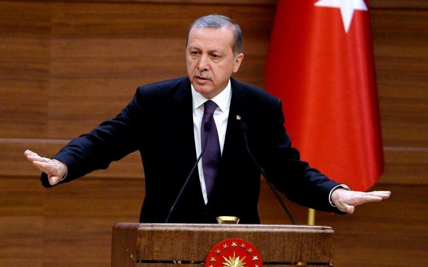 Эрдоган объяснил отказ Турции войти в коалицию под эгидой России