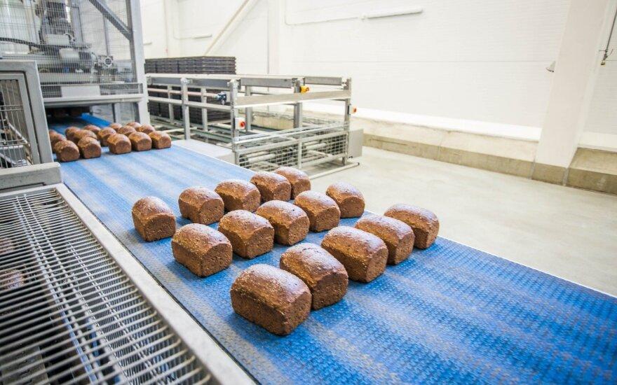 В Литве может подорожать хлеб и хлебобулочные изделия