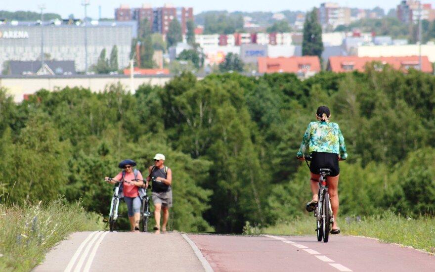 Погода в Литве: дожди уйдут, вернется тепло