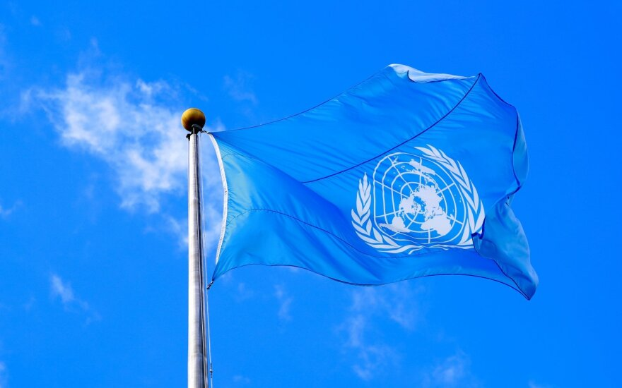 Jungtinės Tautos