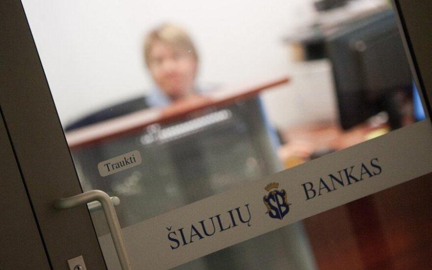 Siauliu bankas планирует перенять и другие компании Ukio bankas