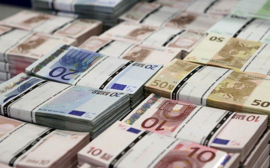 Учредить специализированный банк в Литве хотел бы сын немца с сомнительной репутацией