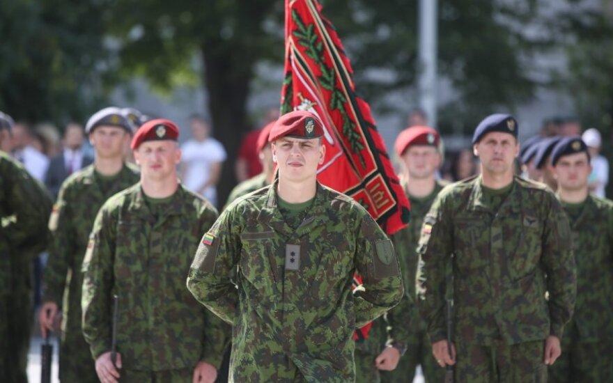 За неподчинение распоряжениям военнослужащего в Литве будут штрафовать