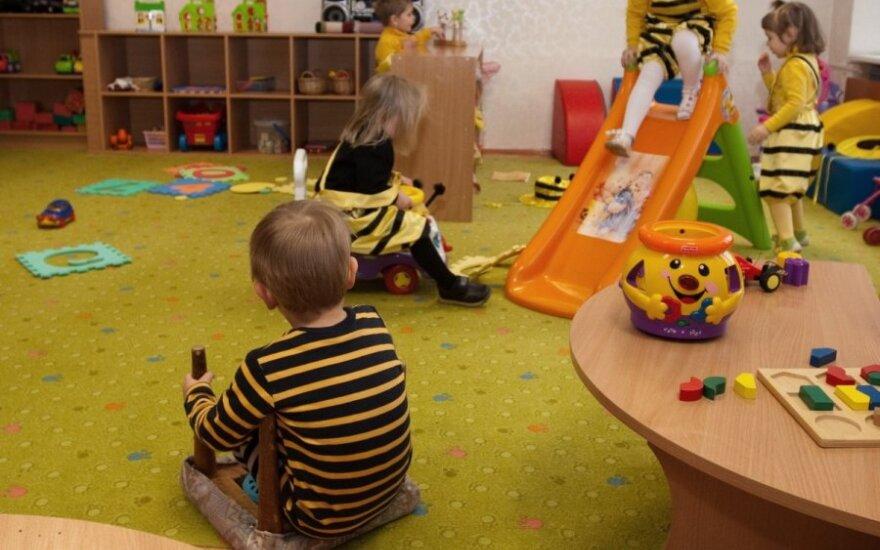 Стало известно, когда снова начнется регистрация в детсады Вильнюса
