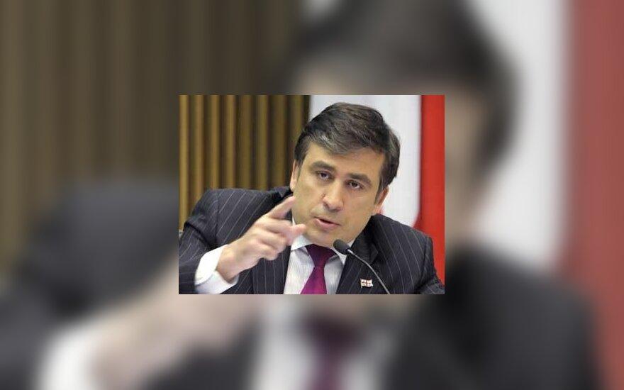 Саакашвили пообещал вернуть территории, занятые сепаратистами