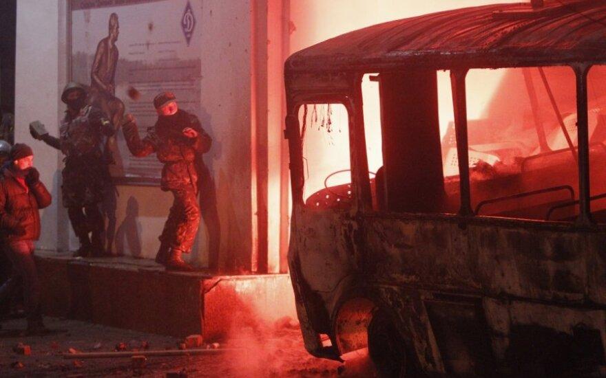 """Янукович пообещал """"обеспечить общественный порядок"""" в стране"""