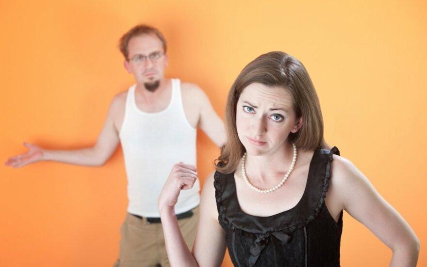 Как бороться с грубостью мужа?