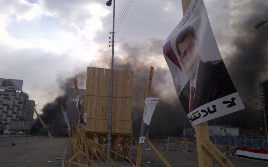 Армия Египта разгоняет лагеря сторонников Мурси в Каире
