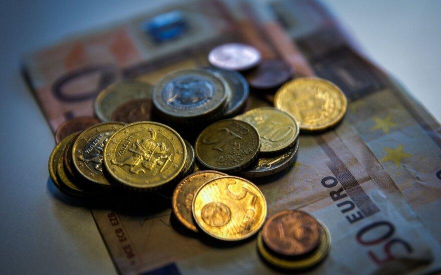 Минюст Литвы предлагает по-новому высчитывать долги из зарплат