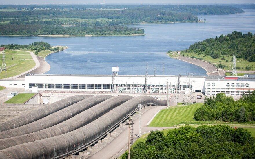 ЕК будет частично финансировать исследования Круонисской ГЭС