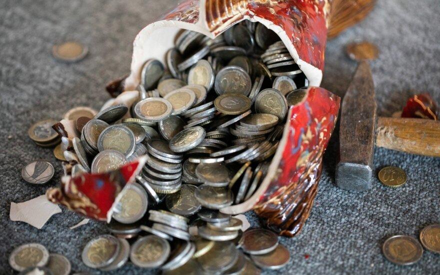 Четверть жителей Литвы считает, что экономическое положение в стране ухудшилось