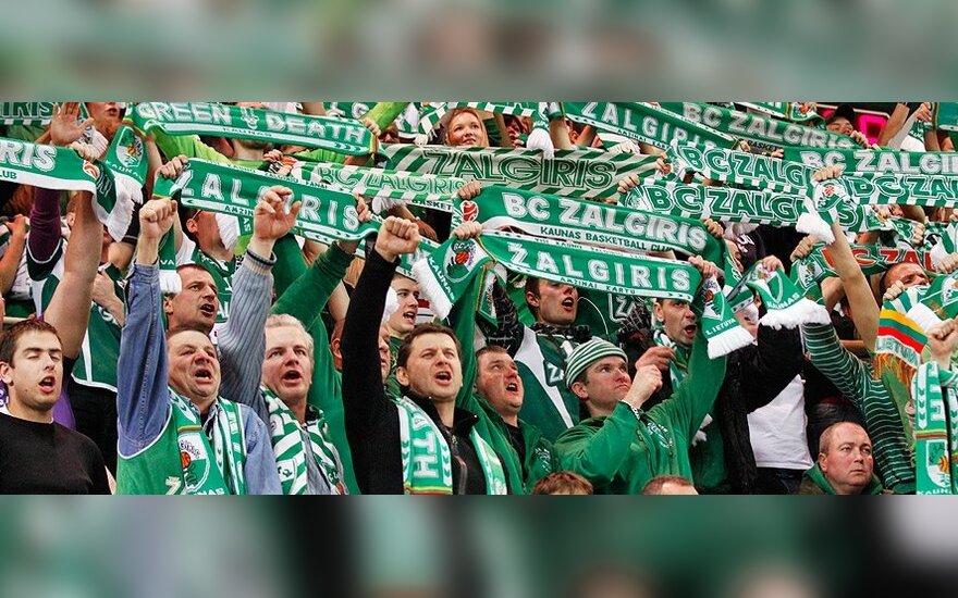 Комментатор НТВ замолчал, услышав исполнение литовского гимна болельщиками