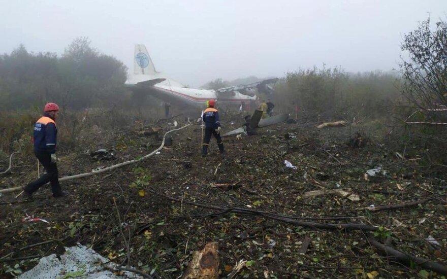 Самолет Ан-12 совершил аварийную посадку у Львова: пятеро погибших