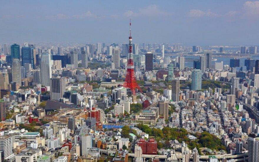 У берегов Японии произошло землетрясение магнитудой 8,5