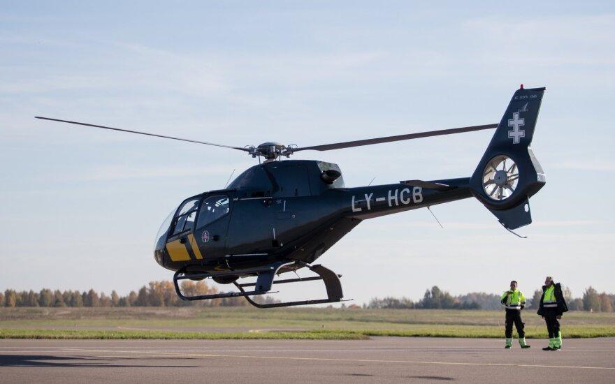 Вертолетная площадка в клиниках Сантарос появится к 2022 году