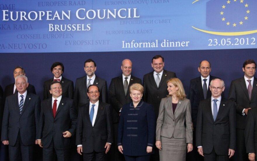 Europos Vadovų Taryba, Dalia Grybauskaitė, president.lt nuotr.