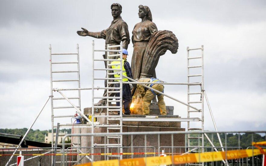 Вердикт председателя комиссии: скульптуры должны вернуться на мост