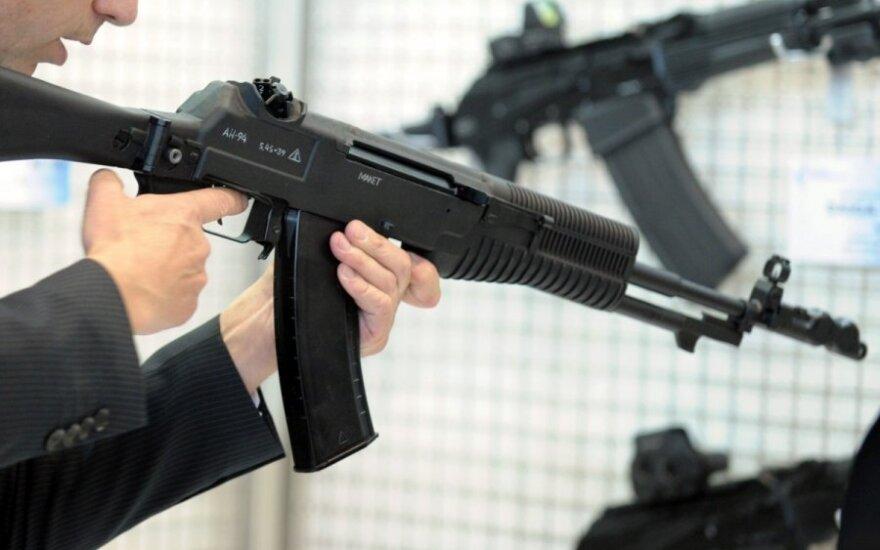 Литва передаст Украине оружие почти на 2 млн. евро