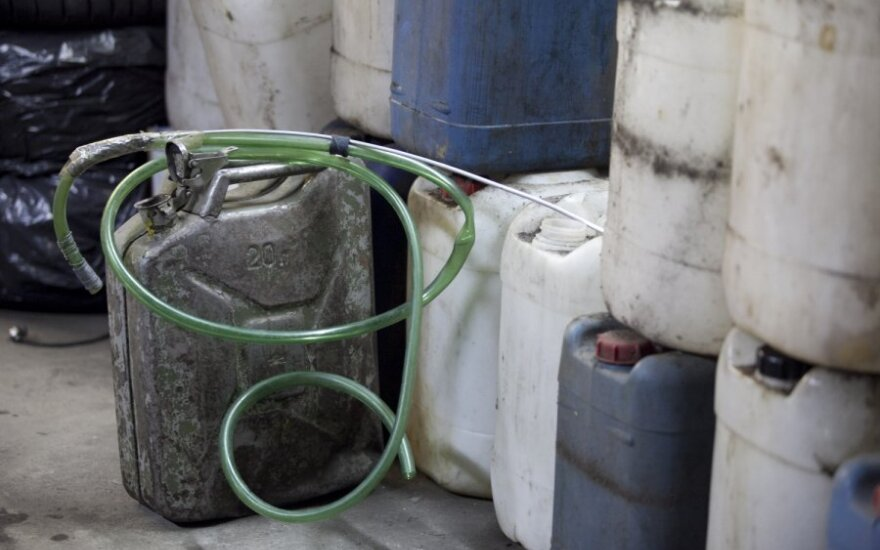 Tanie paliwo z Kaliningradu w Polsce