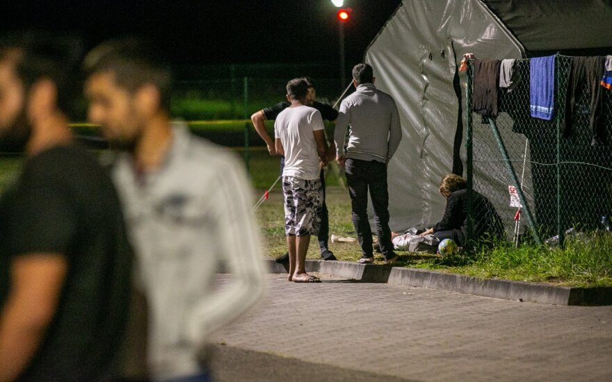 Reform.by: кто стоит за потоком мигрантов из Беларуси в Литву?