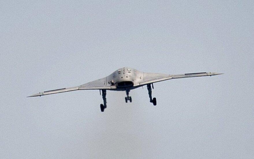 Беспилотники НАТО будут выполнять разведполеты над Литвой