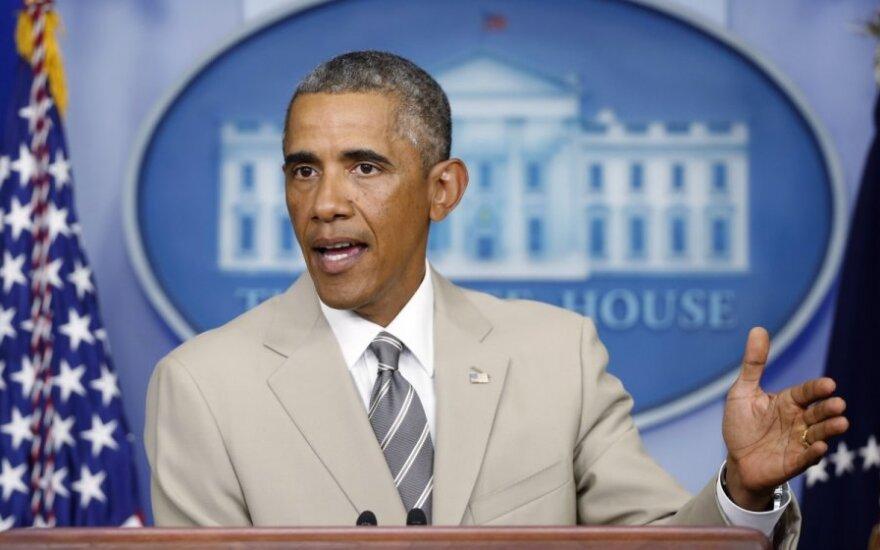 Обама: действия России на Украине не останутся без ответа