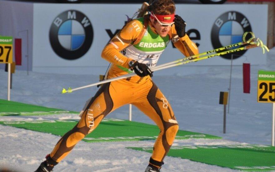 Литовский биатлонист Златкаускас признался в употреблении допинга