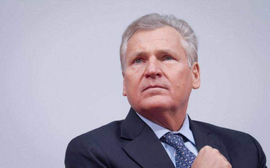Aleksander Kwaśniewski zainauguruje Baltic Business Forum