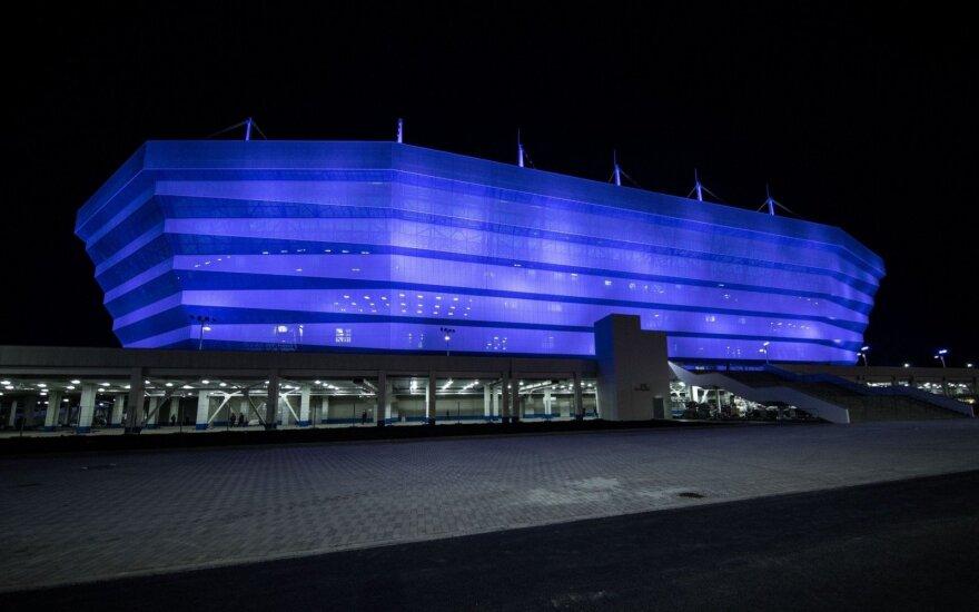 Каток и корпоративы вместо футбола: как используют стадионы, построенные в России к мундиалю