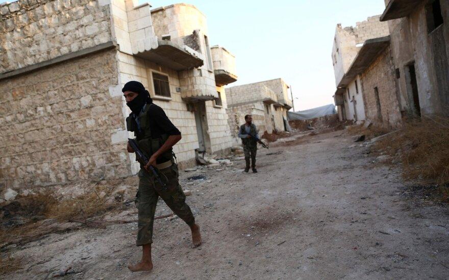 """В Сирии пойман """"палач Ракки"""", который, получая пособие от Великобритании, казнил более 100 человек"""