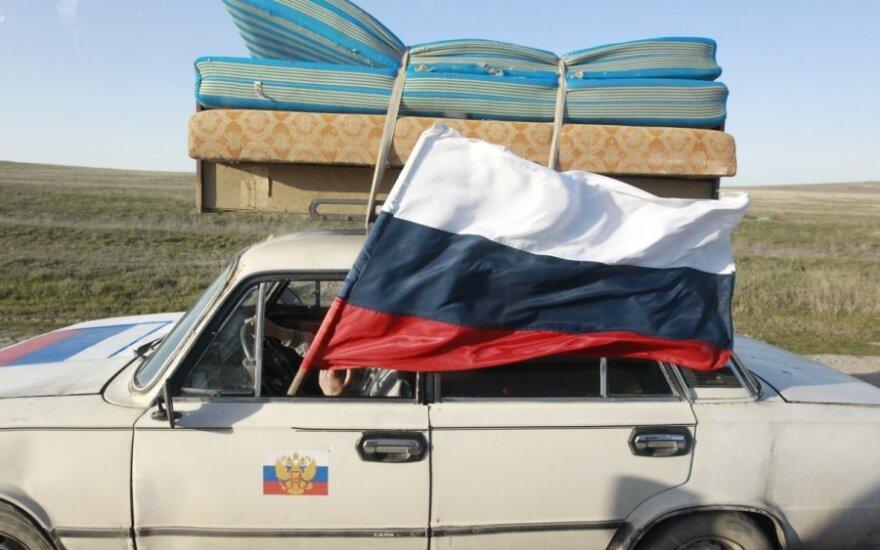 А.Кяупе. Что делать с Крымом – срочно?