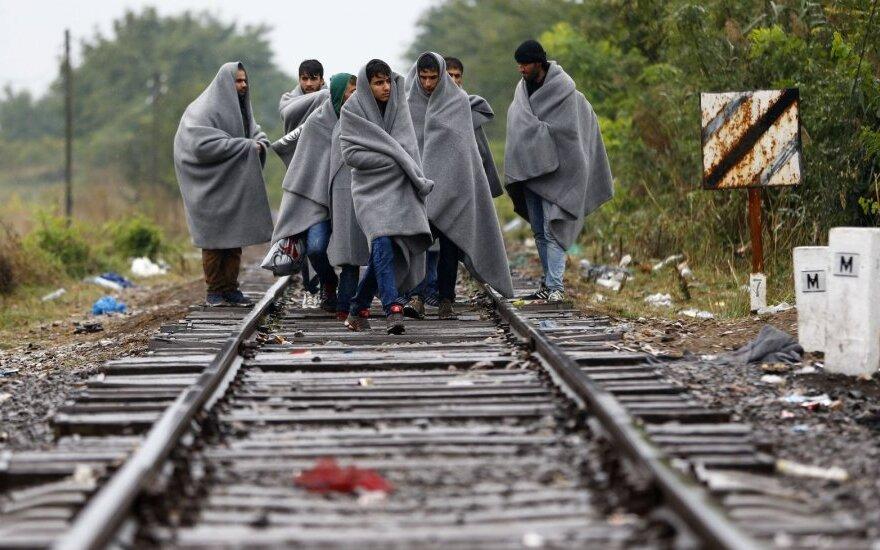Австрия приостановила железнодорожное сообщение с Венгрией
