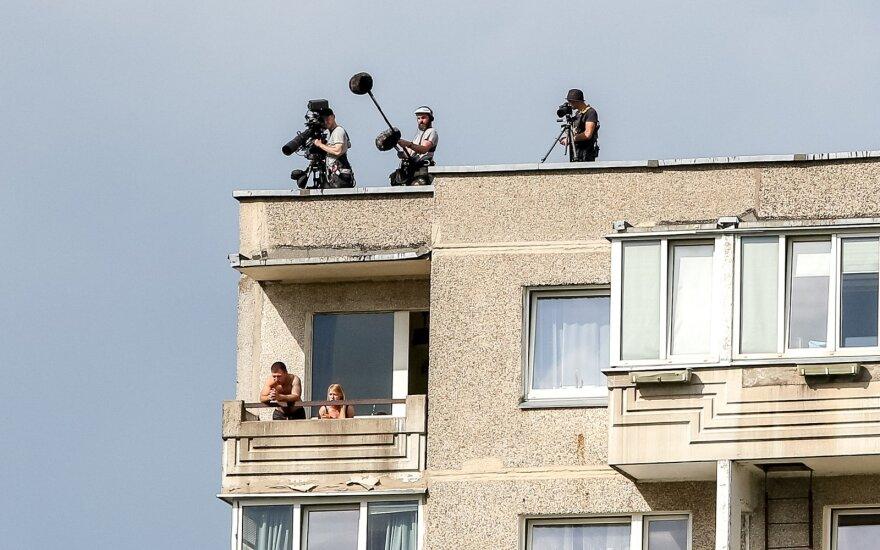 Туристы активно арендуют вильнюсскую квартиру с интерьером времен чернобыльской трагедии