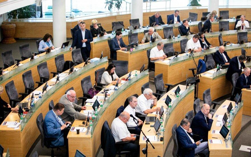 Группа литовских депутатов намерена ехать в Беларусь