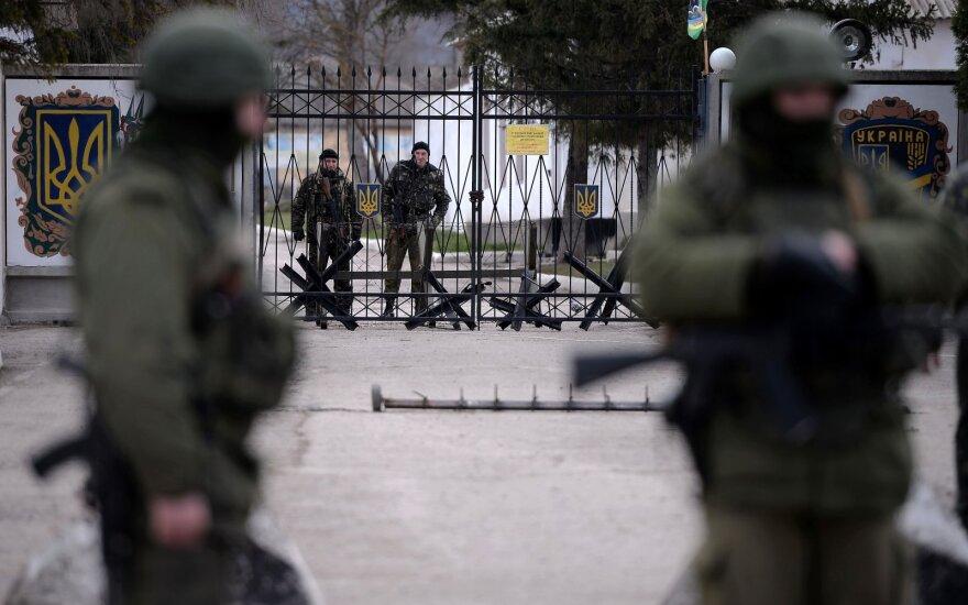 После получения доказательств Литва поднимет вопрос о нарушениях прав человека в Крыму