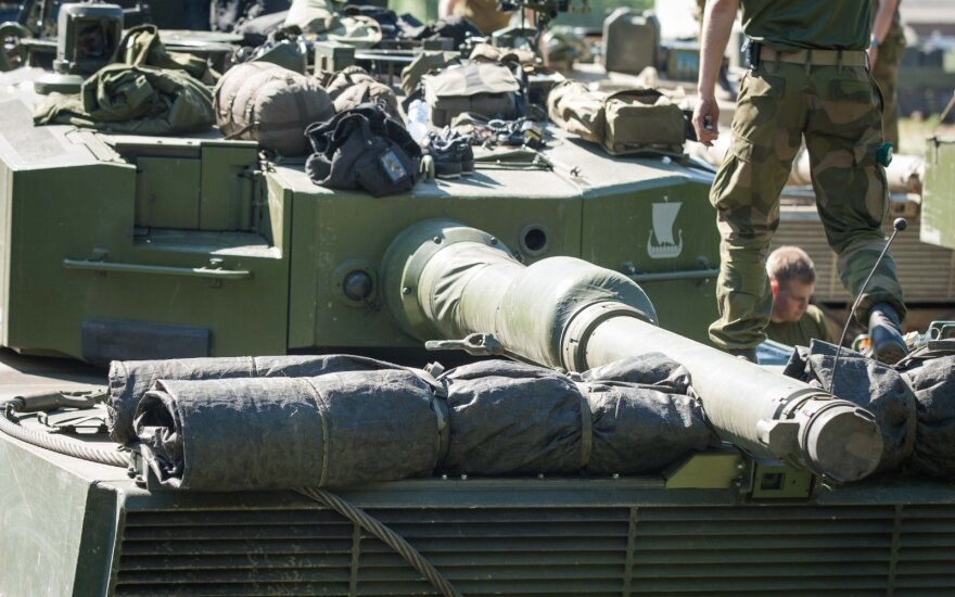 Инспекторы по вооружениям из России и Беларуси прибыли в Литву