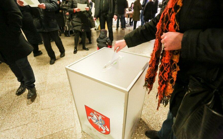 В Литве состоялись муниципальные выборы: первые результаты