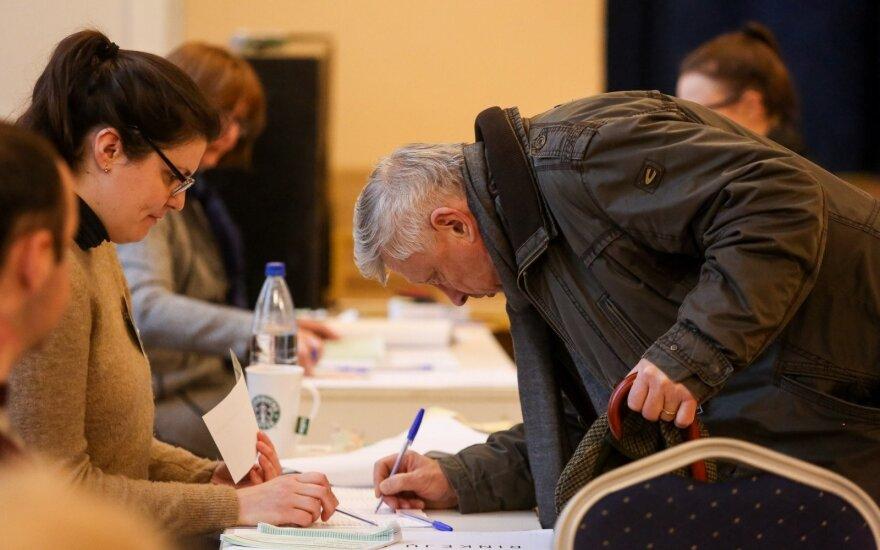 Полиция получила 104 сообщения о нарушениях на выборах, начаты 3 расследования