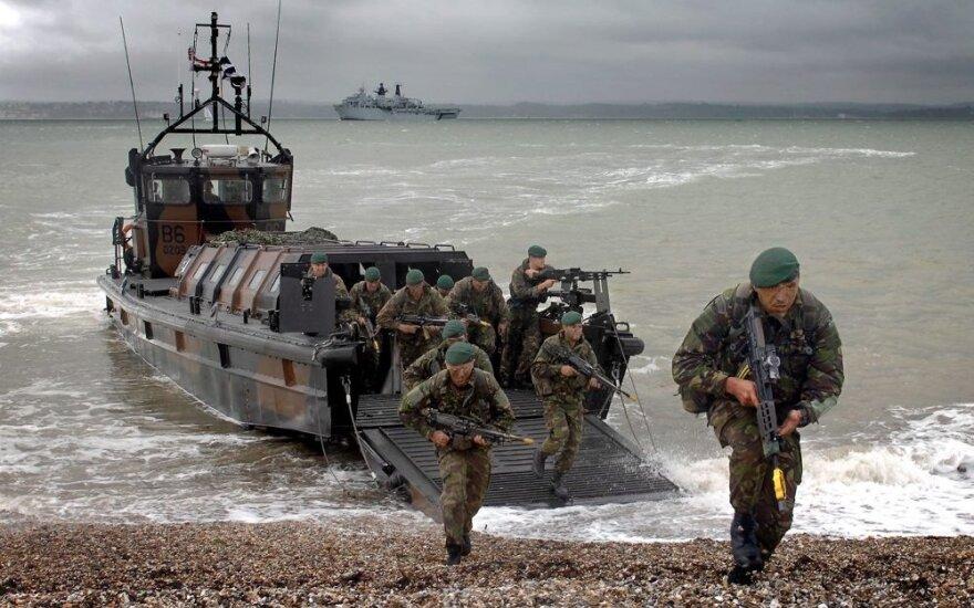 Англичане провели на Балтике крупнейшие за сто лет учения и шлют сигнал Москве: мы готовы