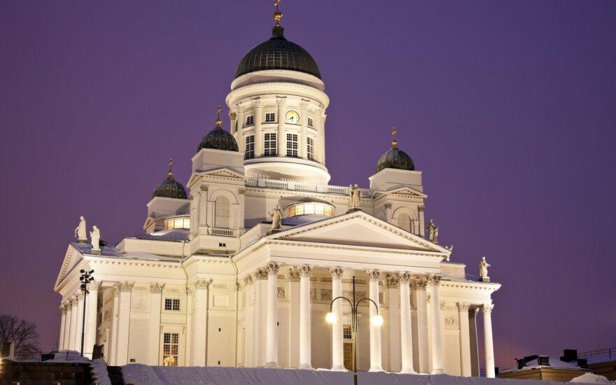 Suomija, Helsinkis