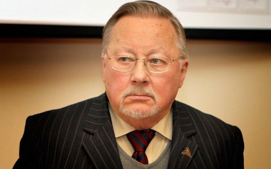 Ландсбергис: Австрия не сделала ничего, чтобы смыть пятно в истории Головатова