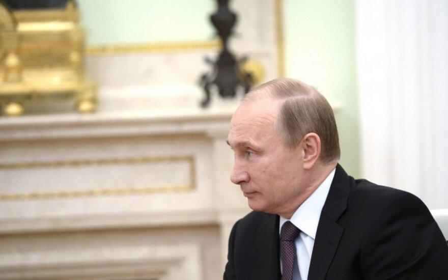 Путин внес в Думу проект амнистии к 70-летию Победы