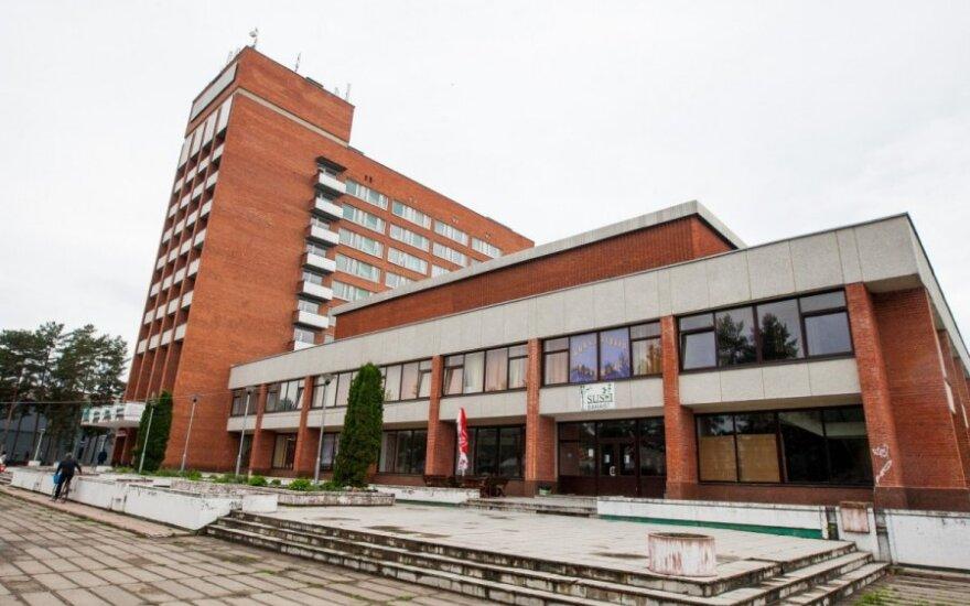 Висагинас: после закрытия АЭС гостиницы проигрывают частникам
