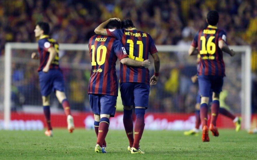 """""""Барселону"""" исключат из чемпионата Испании в случае отделения Каталонии"""
